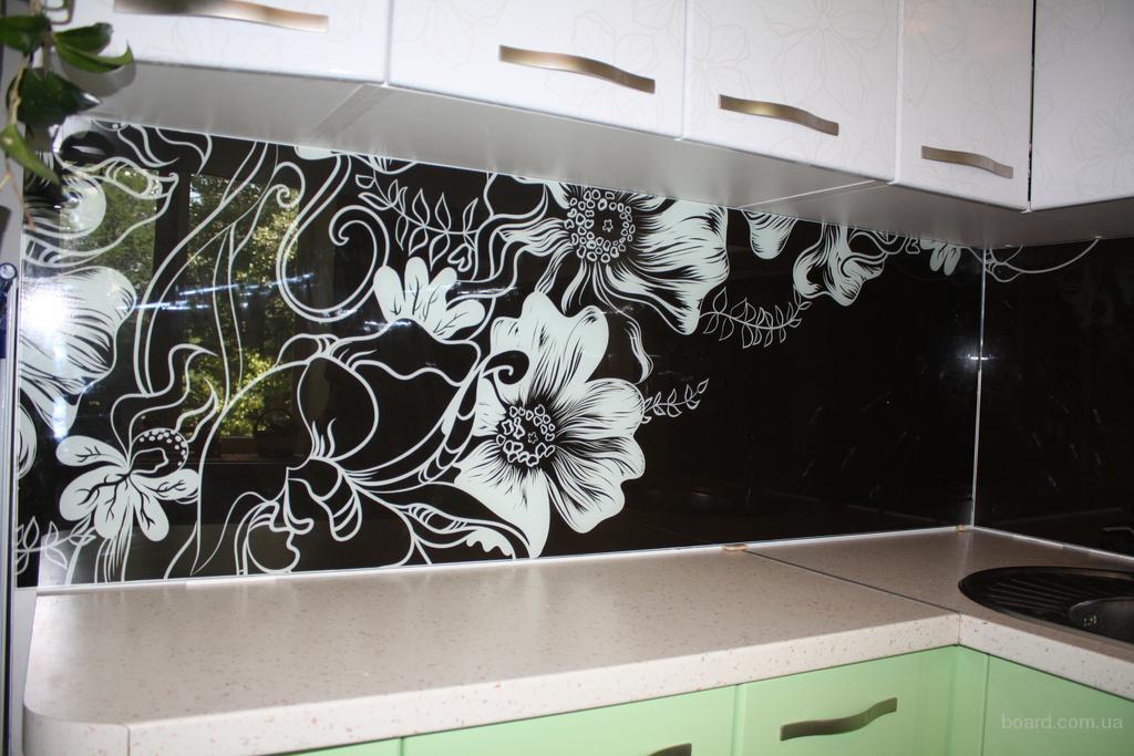 Кухня из стекла своими руками фото