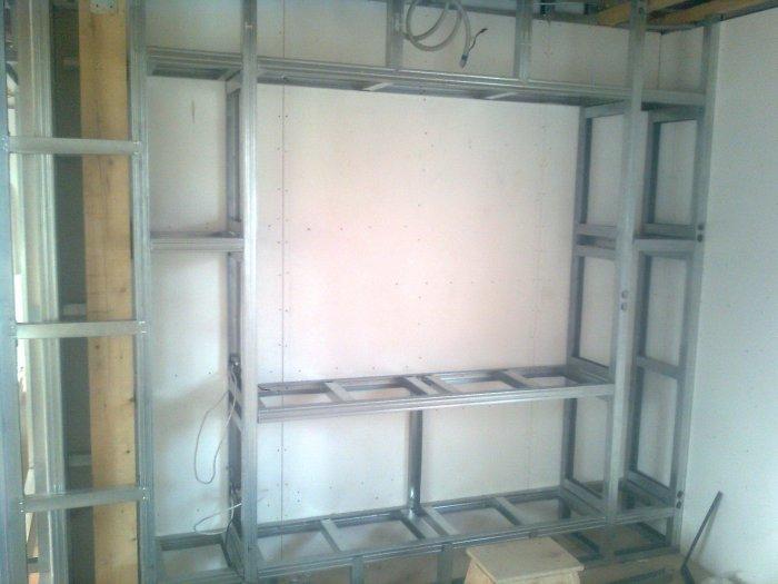 Шкафы из гипсокартона своими руками пошаговая инструкция