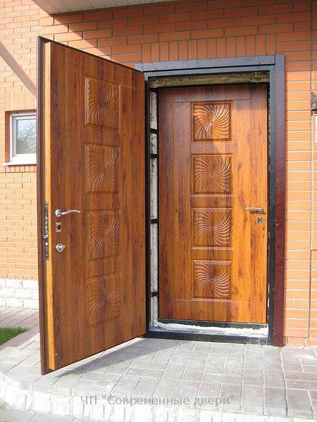 дверь входная с тамбура