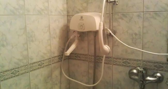 водонагреватель проточный